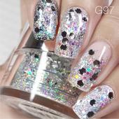 Nail Art Glitter 1oz #097