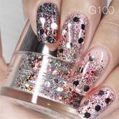Nail Art Glitter 1oz #100