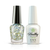 SNS 2in1 Master Match(GEL+LACQUER) - #WW05 SILVER BELLS