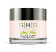 SNS Powder Color 1.5 oz - #056 BARELY THERE PINK