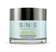 SNS Powder Color 1.5 oz - #395 BLUE ICE CRYIN? IN THE RAIN