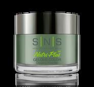 SNS Powder Color 1.5 oz - #BOS10 MOSSY CLIFF