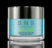 SNS Powder Color 1.5 oz - #EC03 HOT SHOT BLUE