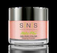 SNS Powder Color 1.5 oz - #NOS06 PREPPY PINK