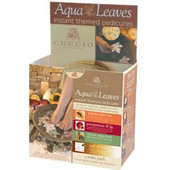 Aqua Leaves Compo Pack: Instant Themed Pedicures