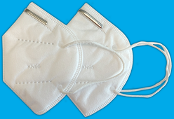 KN95 Face Mask Bag/2pcs (Net $1.25/each)