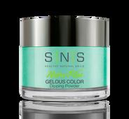 SNS Powder Color 1.5 oz - #HH27 Blue Lagoon