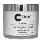 Chisel Fine Sculpting Powder 12 oz - Clear