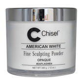 Chisel Fine Sculpting Powder 12 oz - American White