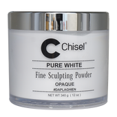 Chisel Fine Sculpting Powder 12 oz - Pure White