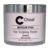 Chisel Fine Sculpting Powder 12 oz - Medium Pink
