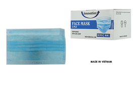 Disposable  Innovation 3 Ply Face Mask Box/50pc