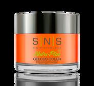 SNS Powder Color 1.5 oz - #LG07 Mrs. Scropio - Neon