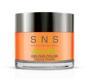 SNS Powder Color 1.5 oz - #LG16 Glow Angel - Glow in the Dark