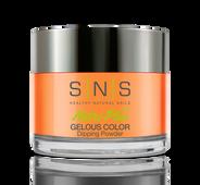 SNS Powder Color 1.5 oz - #LG16 Glow Angel - Glow in the Dark
