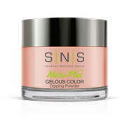 SNS Powder Color 1.5 oz - #LG19 Peanut Butter Jellyfish - Glow in the Dark