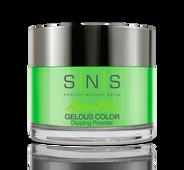 SNS Powder Color 1.5 oz - #LG23 Mycena Forest - Glow in the Dark