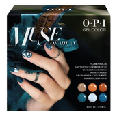 OPI GelColor - GC295  Muse of Milan Add-On Kit #1 - 6pc
