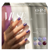 OPI GelColor - GC296  Muse of Milan Add-On Kit #2 - 6pc