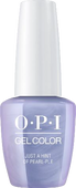 OPI GelColor - #GCE97 - Just a Hint of Pearl-ple - Neo Pearl 2020 Collection .5 oz