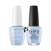 OPI Duo - GCE98  + NLE98 - Did You See Those Mussels?  .5 oz