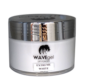 Wave Dip & Acrylic Powder - Extreme White 8oz