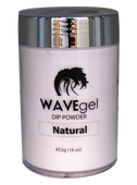 Wave Dip & Acrylic Powder - Natural 16oz