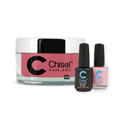 Chisel Combo 3 in 1: Dip + Gel + Lacquer  - SOLID14