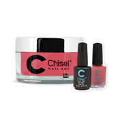 Chisel Combo 3 in 1: Dip + Gel + Lacquer  - SOLID17