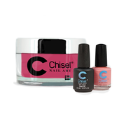 Chisel Combo 3 in 1: Dip + Gel + Lacquer  - SOLID20