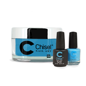 Chisel Combo 3 in 1: Dip + Gel + Lacquer  - SOLID32