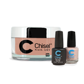 Chisel Combo 3 in 1: Dip + Gel + Lacquer  - SOLID34