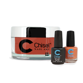 Chisel Combo 3 in 1: Dip + Gel + Lacquer  - SOLID41