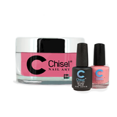 Chisel Combo 3 in 1: Dip + Gel + Lacquer  - SOLID47