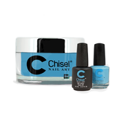 Chisel Combo 3 in 1: Dip + Gel + Lacquer  - SOLID61