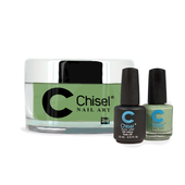 Chisel Combo 3 in 1: Dip + Gel + Lacquer  - SOLID63