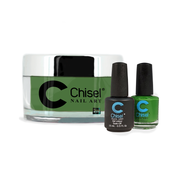 Chisel Combo 3 in 1: Dip + Gel + Lacquer  - SOLID65