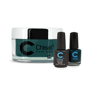 Chisel Combo 3 in 1: Dip + Gel + Lacquer  - SOLID66