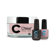 Chisel Combo 3 in 1: Dip + Gel + Lacquer  - SOLID69
