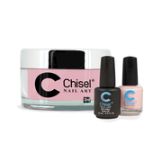 Chisel Combo 3 in 1: Dip + Gel + Lacquer  - SOLID70