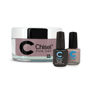 Chisel Combo 3 in 1: Dip + Gel + Lacquer  - SOLID78