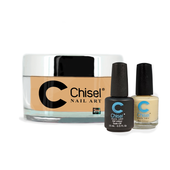 Chisel Combo 3 in 1: Dip + Gel + Lacquer  - SOLID100