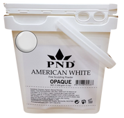 PND Acrylic Powder (Fine Sculpting Powder) 5 lb - American White