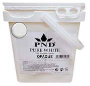 PND Acrylic Powder (Fine Sculpting Powder) 5 lb - Pure White