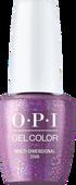 OPI GelColor - #GCE04 - Multi-dimensional Diva - High Definition Glitters .5oz