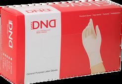 DND Latex Glove 100/Box - Large Size
