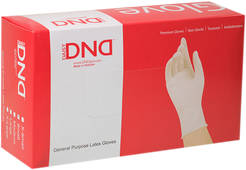 DND Latex Glove 100/Box - XSmall Size