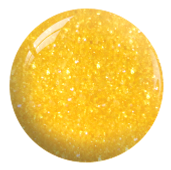 SNS Powder Color 1 oz - #CC08 Yellow Dolka Dot Makini