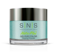 SNS Powder Color 1 oz - #CC36 Baby Bellalui Blue