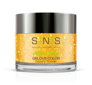 SNS Powder Color 1.5 oz - #CC08 Yellow Dolka Dot Makini